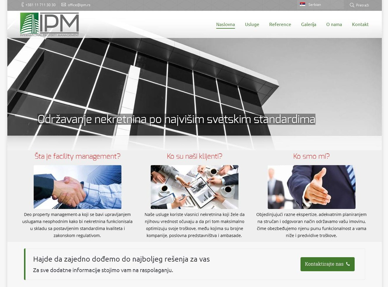 international property management